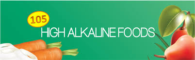 High Alkaline Foods List 105 Foods To Alkalize Your Body Fast