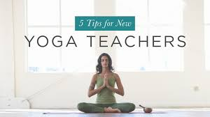 Yoga Teacher Resume 5 Tips For New Yoga Teachers Yoga International