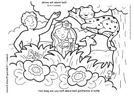 7 Days Of Creation Coloring Pages Free Printable For School Pr