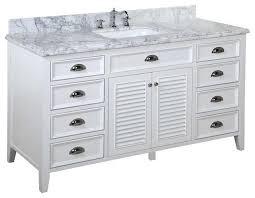 wonderful bathroom vanities 60 inch single sink bathroom vanity inch single sink for amazing white transitional