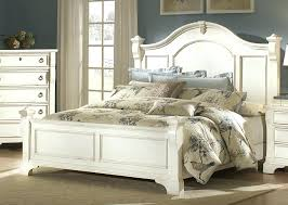 distressed white king bed amaze bedroom furniture gray home interior