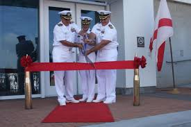 Navy Itt San Diego Ribbon Cutting Ceremony Officially Opens New Littoral Combat