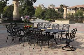 full size of garden cast iron aluminum outdoor furniture cast aluminum table and chair set cast