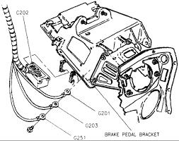 1996 buick regal turn signals brake lights fuse box passenger side graphic