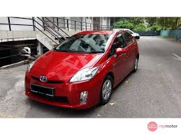 2011 Toyota Prius for sale in Malaysia for RM43,500 | MyMotor