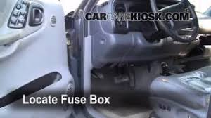 interior fuse box location 1987 1996 dodge dakota 1988 dodge 1987 1996 dodge dakota interior fuse check