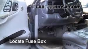 interior fuse box location 1998 2003 dodge durango 1999 dodge 1998 2003 dodge durango interior fuse check