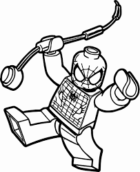 Spiderman coloring pages for kids. Free Printable Spiderman Coloring Pages For Kids