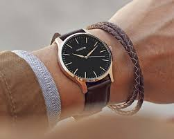 the 23 best looking watches you can buy for under 500 business mvmt rose gold and leather watch 120