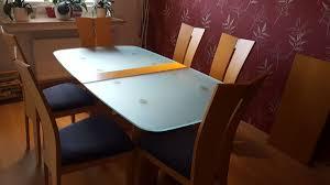 Esszimmer 6 Stühle Und Tisch In 50968 Köln Für 50000 Zum