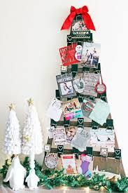 Christmas Card Display Stand