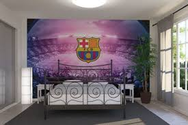 fc barcelona photo walls and barcelona on pinterest barcelona bedroom