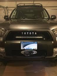 Rigid FJ40 Grill Mod on 2013 Trail - Toyota 4Runner Forum ...