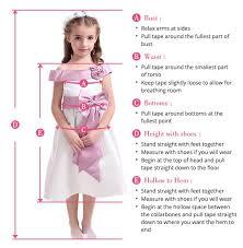 A Line Tank Top Tea Length Tulle Flower Girl Dress Ckzi13001