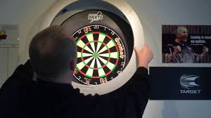 bulls termote dartboard lighting system for dart players