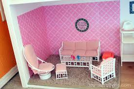 make your own barbie furniture. Make Your Own Barbie Furniture