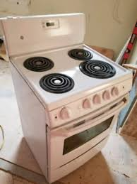 stove 24 inch. g.e. electric 24 inch stove . excellent condition