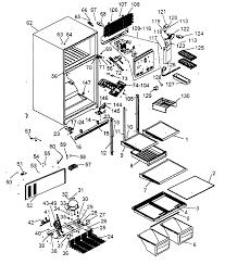 Haier refrigerator parts model htx18gaaww sears partsdirect haier wiring diagram 29 midea wiring diagram classic car wiring diagrams