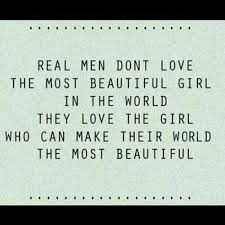 Love Quotes For A Beautiful Woman