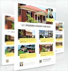 for sale by owner brochure brochure template design custom real estate flyers with our