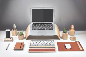 must have office accessories. Brilliant Accessories How To Set Up An Ergonomic Office Desk To Must Have Office Accessories E