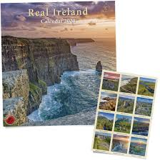 November 2020 Calendar Landscape Large Real Ireland 2020 Calendar By Liam Blake