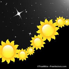 yellow flowers with stars black