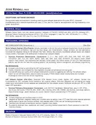 Objective In Resume For Software Developer 100 Software Engineer Resume Samples Riez Sample Resumes Riez 2