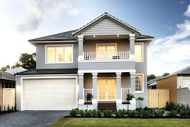 narrow lot home designs homes small 5 plush design cottage style house plans with walkout basement