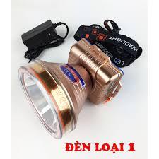 HÀNG CHUẨN) Đèn đội đầu bóng led cao cấp chống nước , kín nước siêu sáng  Ánh sáng trắng hoặc vàng pin khủng Mã A370 - Đèn pin