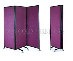 folding office partitions. commercial removable folding office decorative partition wall with wheels(sz-ws508) - buy wall,decorative wheels partitions