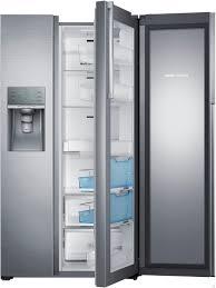Glass Door Home Refrigerator Refrigerator With Glass Door For Homes