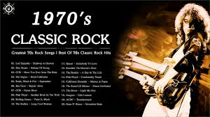 Whether you want to be angry, need the songs of the 2010s tackle social and political issues, revisit some of the classics for outstanding remakes of past favorites and serve up some. 70s Classic Rock Greatest 70s Rock Songs Best Of 70s Classic Rock Hits Youtube