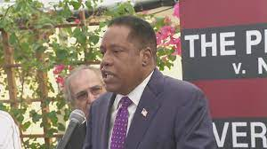 Larry Elder continues run for governor ...