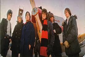 <b>Jefferson Airplane</b> Release Their Debut Album, '<b>Takes</b> Off'