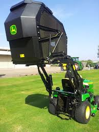 john deere x950r lawn tractor collector in use