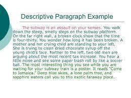 types of paragraphs презентация на