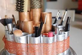 diy makeup holder tutorial