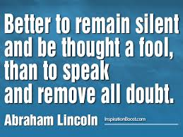 Making A Fool Of Yourself Quotes Best of 24 Top Fool Quotes And Sayings