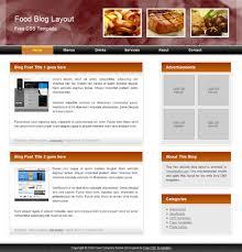 Blog Website Templates Inspiration Website Templates Free Blog Blog Website Templates