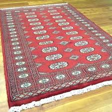antique rugs made in india indiamart handmade oriental hand knotted tribal wool rug 4 from