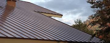 home with a metal roof metal roofs are beautiful very durable and last