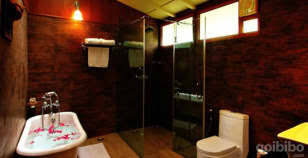 tree house jaipur. Bathroom Tree House Jaipur