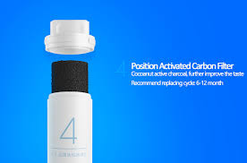 activated charcoal water filter original xiao mi water purifier filter replacement pp cotton