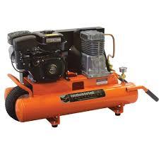 compresor de aire de gasolina. descripción. compresor de aire portátil a gasolina