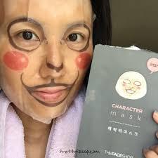 korean sheet masks korean trend alert animal sheet masks pretty gossip