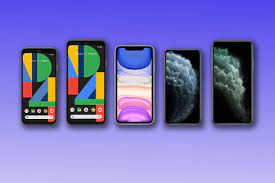 Google Pixel 4 and 4 XL vs. iPhone 11, 11 Pro and 11 Pro Max