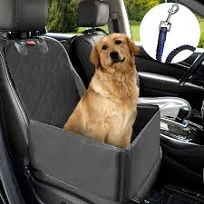 black single front seat with car seat belt