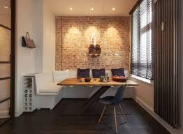 Decor New York Studio Apartments Brick Wall Exposed Brick Walls - Loft apartment brick
