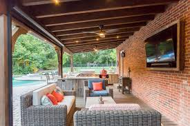 patio designs. Magical Rustic Patio Designs That You Will Fall In Love Outdoor Back Yard Design Idea .
